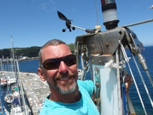 Mast climbing, Horta