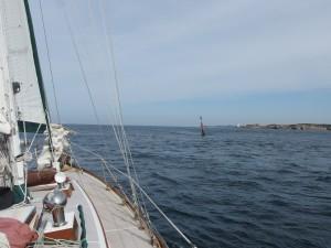Off the Pointe du Raz